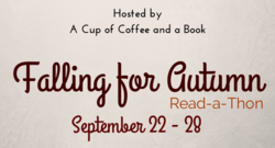 Falling for Autumn Read-a-Thon Button