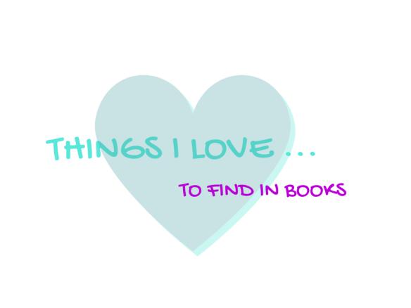 THINGS I LOVE ...-2